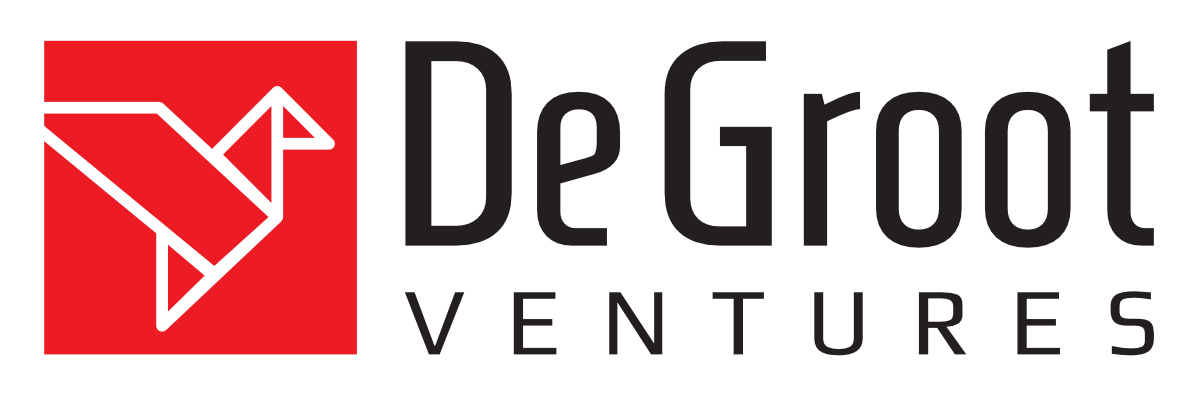 De Groot Ventures Inc. Retina Logo